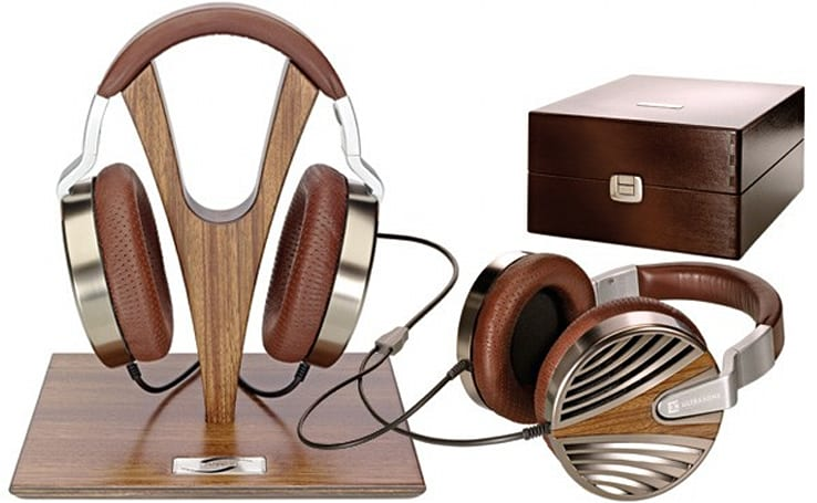 Ultrasone Edition 10 headphones sound and are expensive: $2,749 for one of only 2,010 made