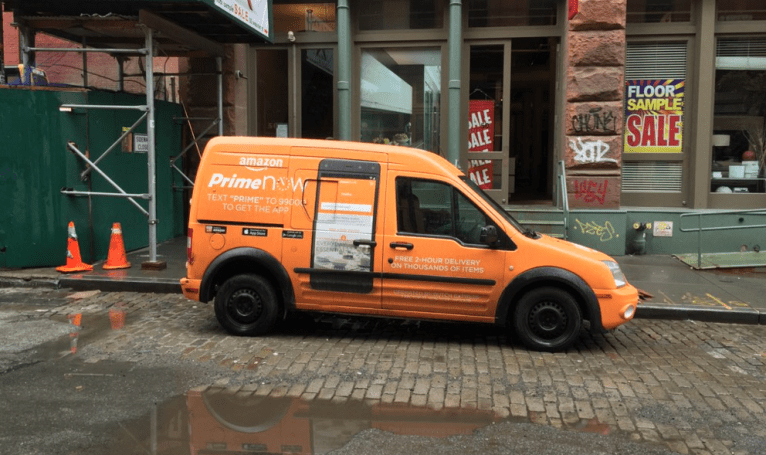 Amazon's one-hour deliveries expand to San Francisco, San Antonio