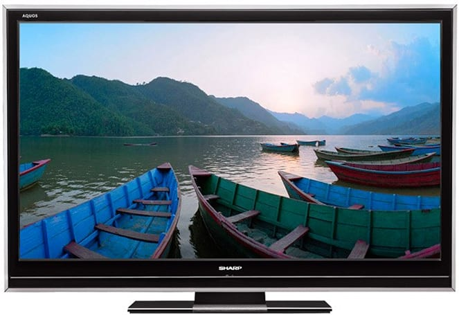 Sharp's AQUOS D65 / D85 series LCD HDTVs head to Canada