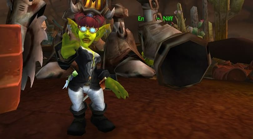 15 Minutes of Fame: Player RP campaign inspires goblin NPC