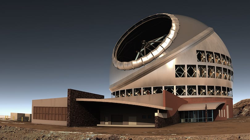 Hawaii's Thirty Meter Telescope could force others to close