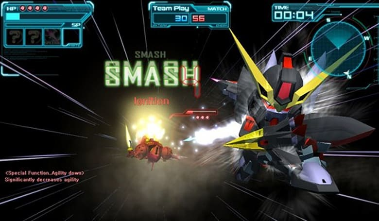 SD Gundam Capsule Fighter Online adds new missions, units