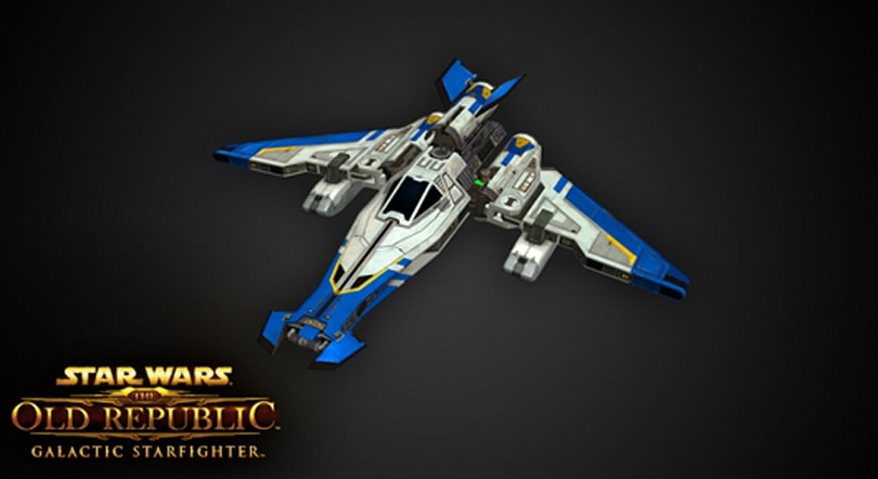 BioWare highlights SWTOR's Scout starfighters