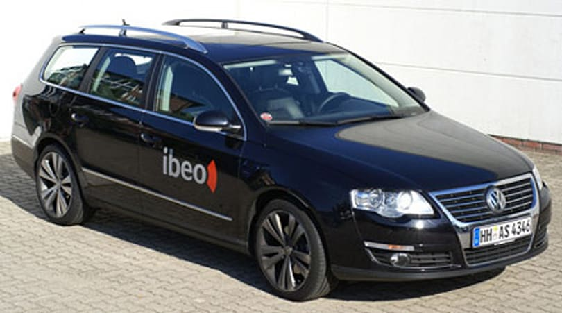 Team LUX readies Volkswagen Passat TDI for DARPA Urban Challenge
