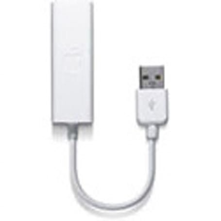 Apple USB Ethernet Adapter brings RJ-45 to your MacBook Air