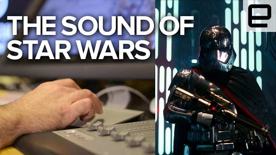 Behind the sound of Star Wars: The Force Awakens