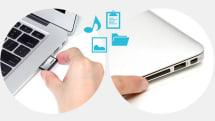 MacBook Pro / AirのSDスロットにぴったり収まるストレージJetDrive Lite発売、64GBと128GBを用意