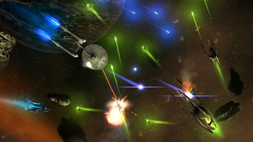Star Trek D-A-Cs up on PS3 and PC this November