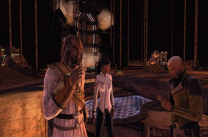Captain's Log: Star Trek Online's Sphere of Influence, Season Eight, and reruns