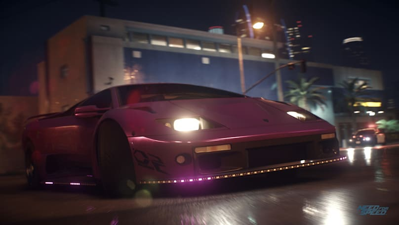 'Need for Speed' hits PC in March with steering wheel support