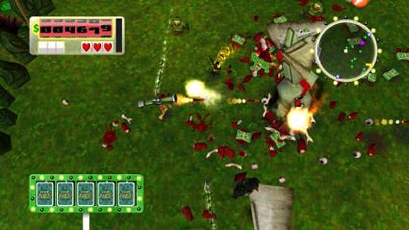 PS3 review of Cash Guns Chaos dampens hope
