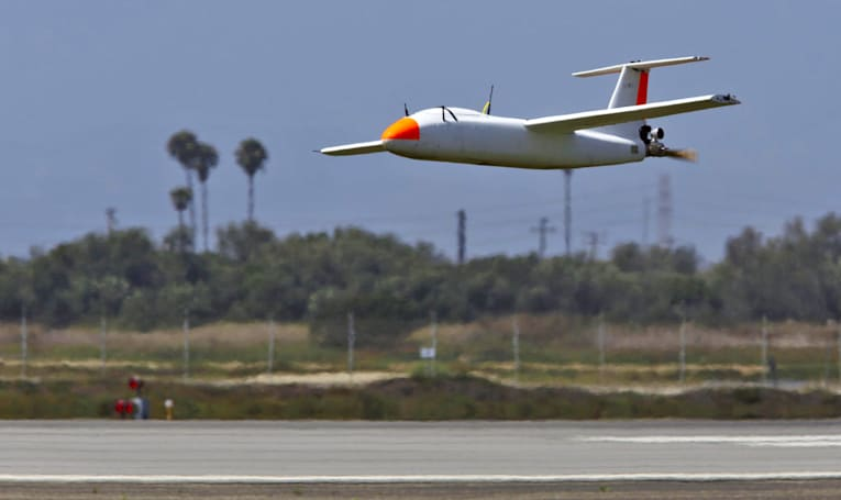 DARPA helps drones avoid mid-air collisions
