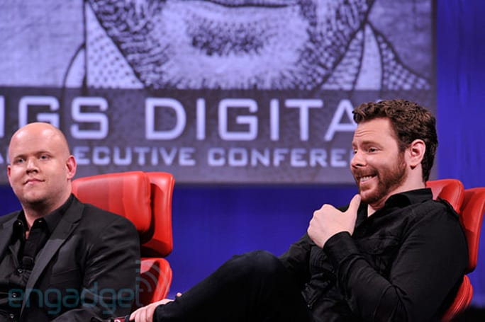 Spotify director Sean Parker: Apple tried to keep Spotify out of the United States