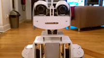 POLYRO humanoid robot can be built by you, looks more like K-9 than C-3PO