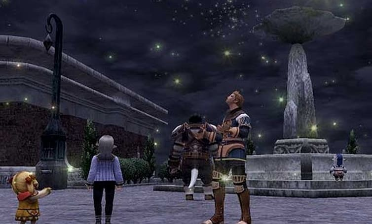 Buy all Final Fantasy XI add-ons and start teleporting