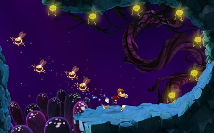 Portabliss: Rayman Jungle Run (iOS / Android)
