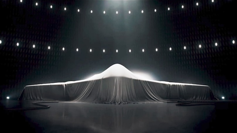 Northrop Grumman lands USAF deal for new long-range strike bomber