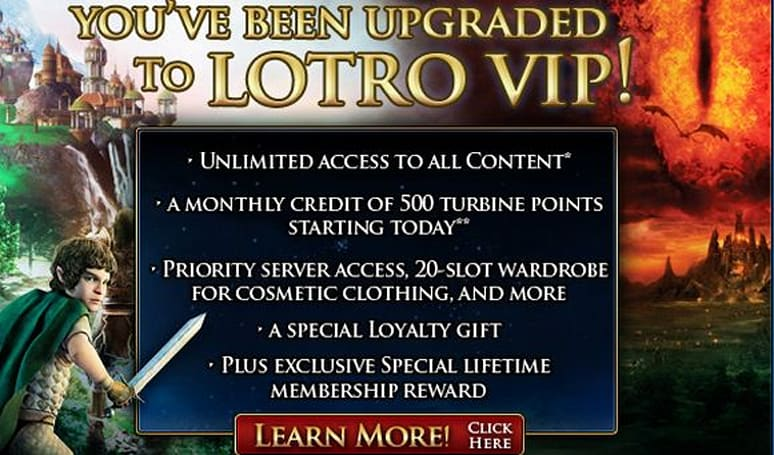 LotRO goes free-to-play: Massively's interview with Turbine
