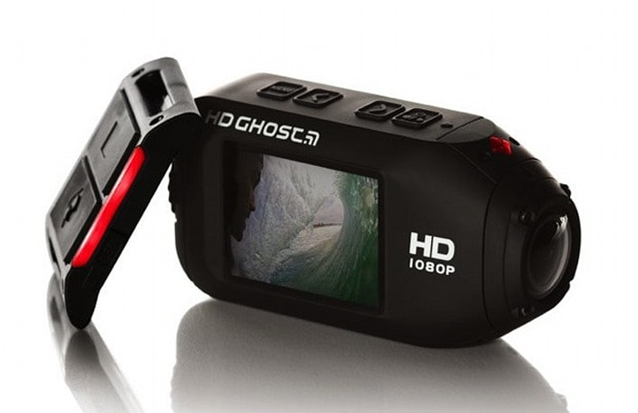 Drift HD Ghost helmet cam available to pre-order today for $400 (video)