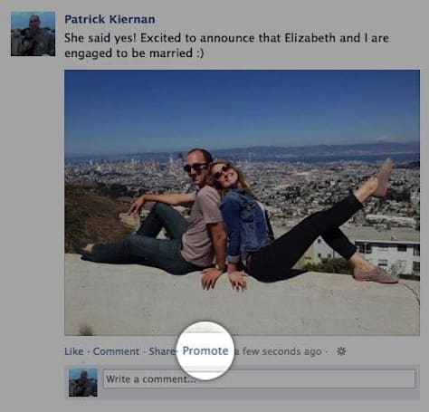 Facebook lets Americans try promoting their posts, won't let you escape saccharine updates