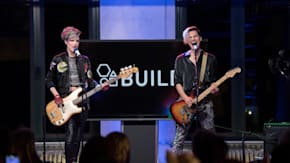Rebel And A Basketcase Perform For BUILD Series