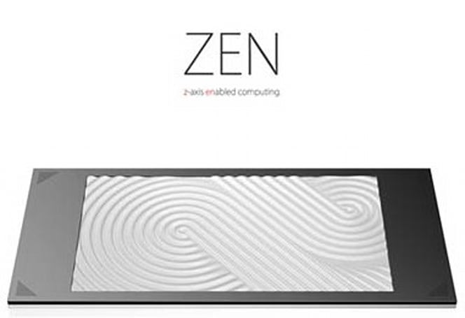 Zen concept PC caters to visually impaired