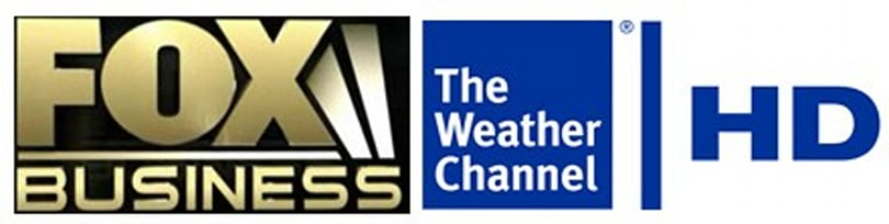 TWC adds Weather Channel HD and FOX Business HD in San Antonio, Texas