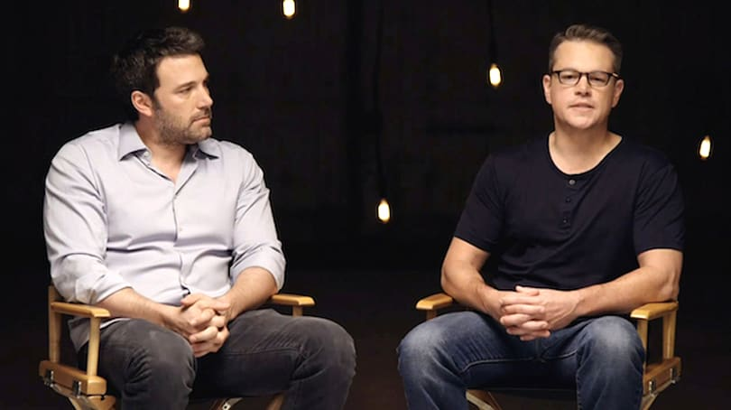 Damon and Affleck revive 'Project Greenlight' filmmaker search on HBO