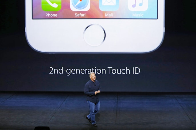 OS X update could use the iPhone's Touch ID to unlock Macs