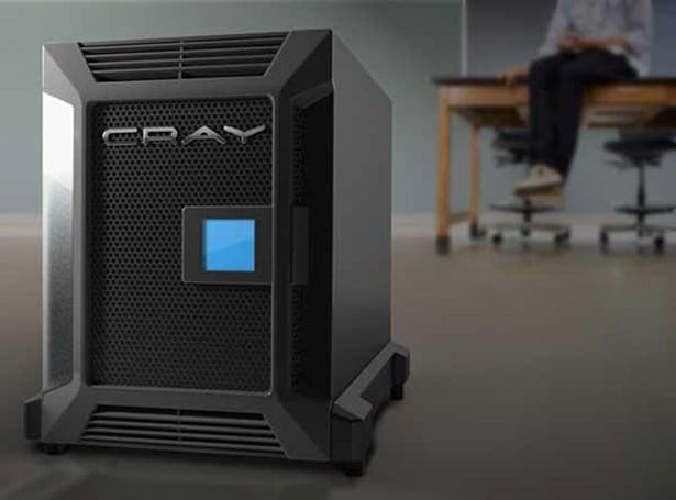 "Microsoft and Cray deliver ""mainstream"" CX1 supercomputer: starts at $25k"