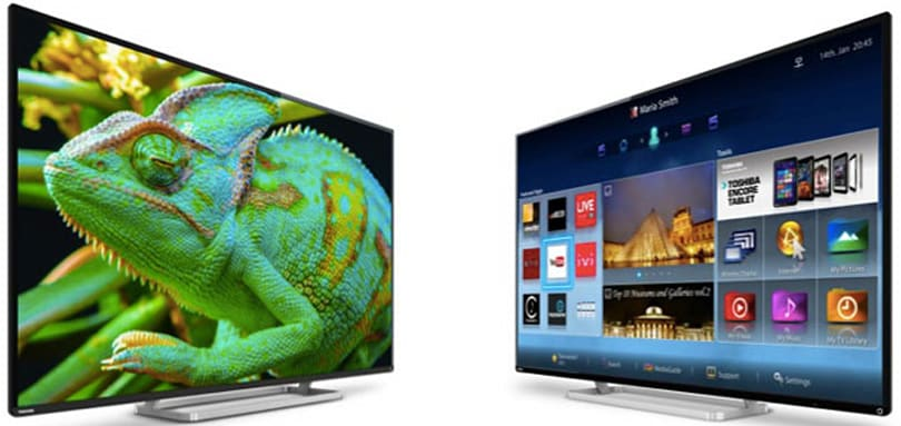 Toshiba sticks to what it knows with new LED HDTV range