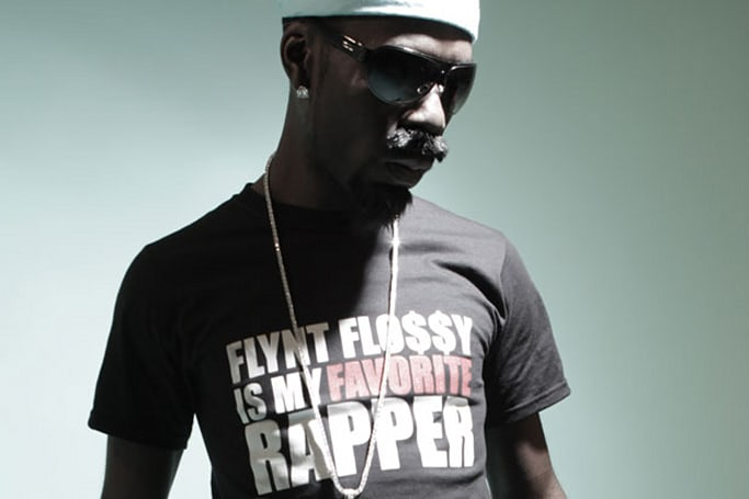 Turquoise Jeep's Flynt Flossy dances through the Engadget Questionnaire (video)
