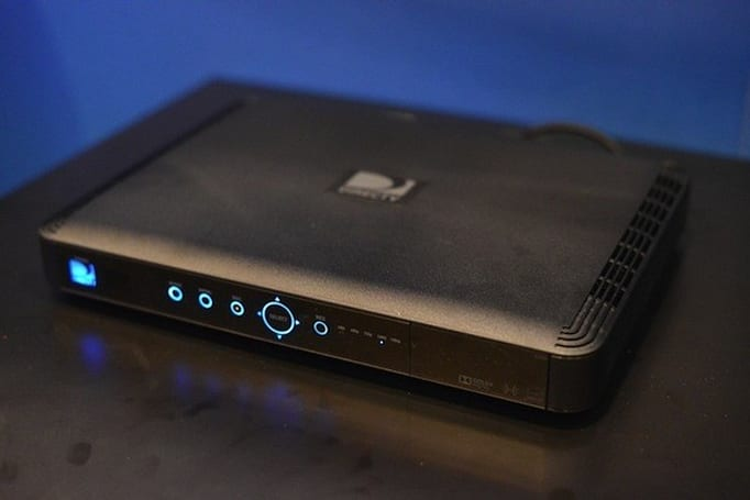 DirecTV HR44 whole-home Genie HD DVR hands-on