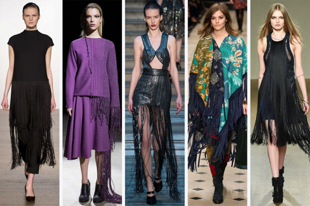 The 9 biggest trends from London Fashion Week