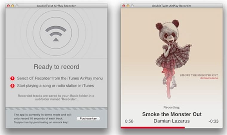 'AirPlay Recorder' lets you rip iTunes Radio songs on OS X, and other news for Feb. 18, 2014