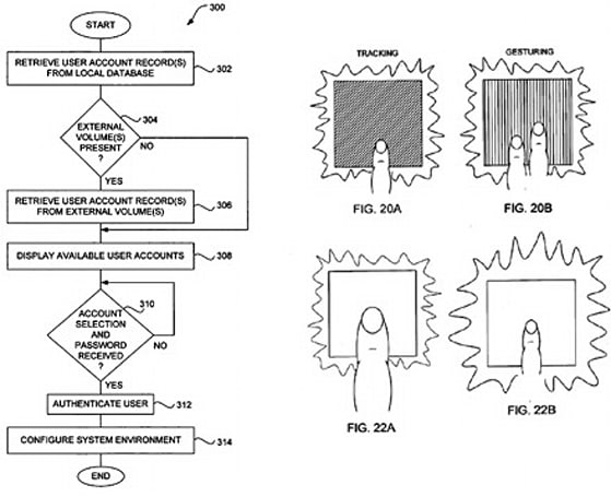Apple's patent attack: light-up touchpads, iPod booters