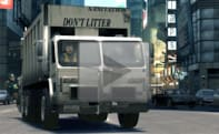 Feature-length film, The Trashmaster, made entirely in Grand Theft Auto IV