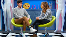 MTV's first original Snapchat Discover show is all about sex