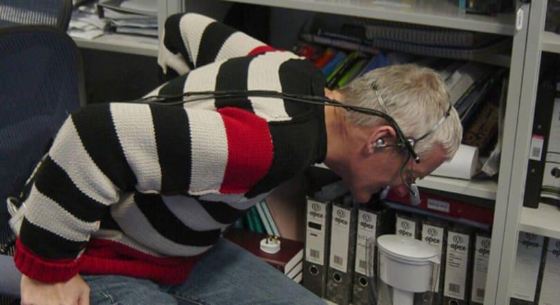 Dyson developed a Google Glass-like headset ten years ago
