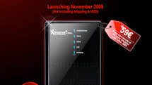Xtreamer e-TRAYz NAS boasts up to 4TB storage, artistic license with English language