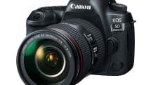 Canon EOS 5D4、5D3 與 5Ds 自家超級比一比!
