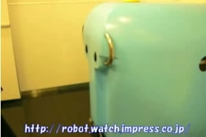 Dasubee's Urinal Elephant Cleaning Robot