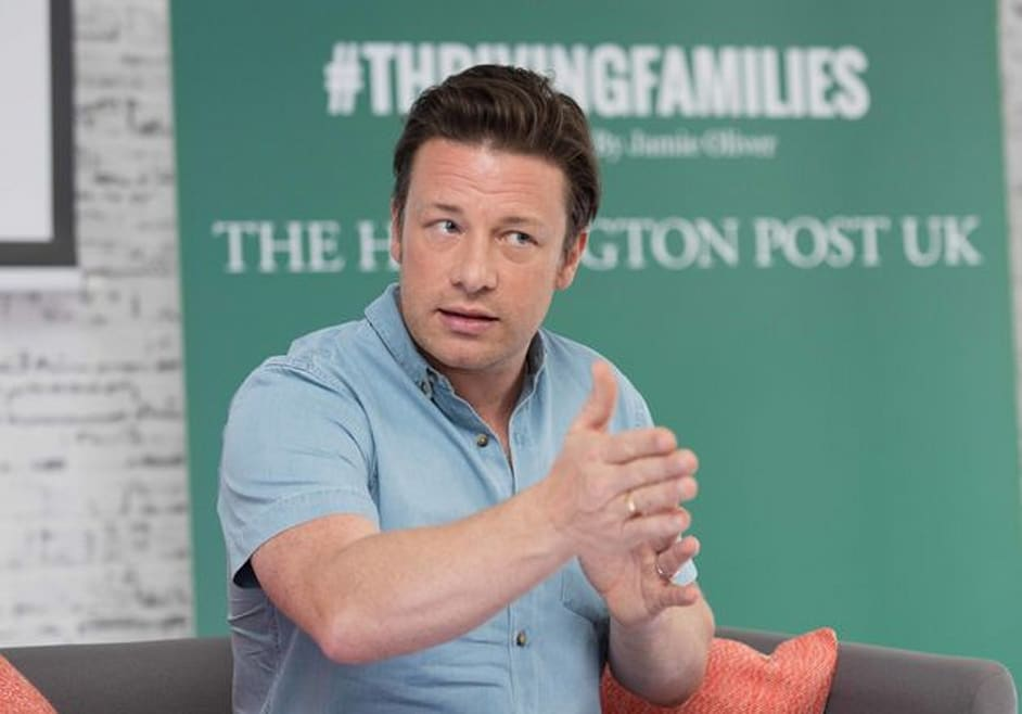 Jamie Oliver Urges Theresa May: Please Act On Child Obesity
