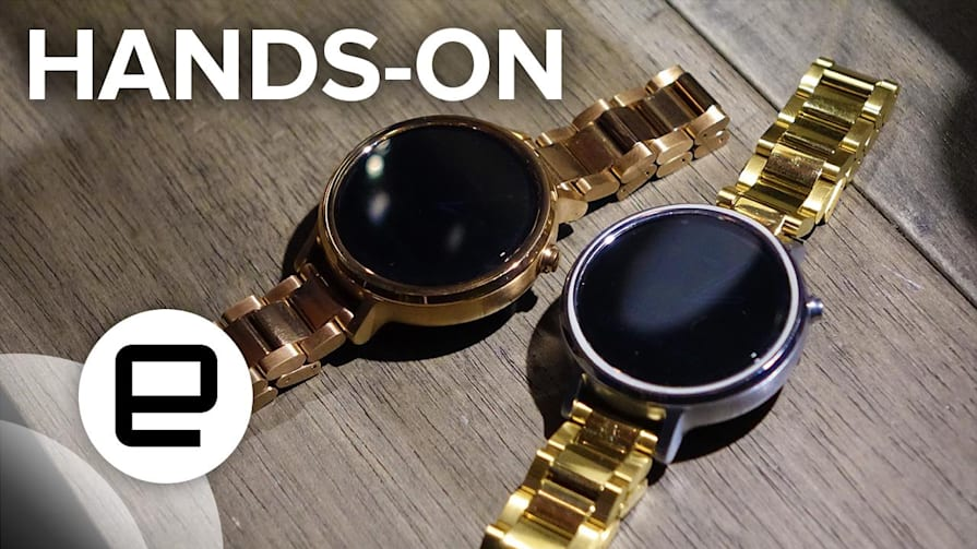 Hands-on with the New Moto 360s