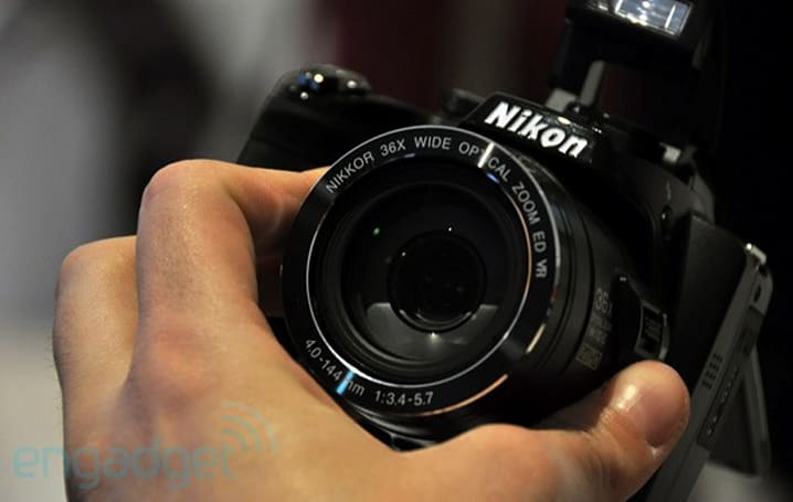 Nikon crams 36x zoom in P500, full manual controls in P300, refreshes Coolpix range with tons of color