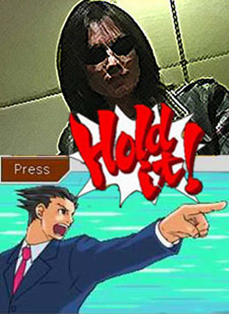 Scalding sake: Itagaki charged with sexual harassment (by real woman)