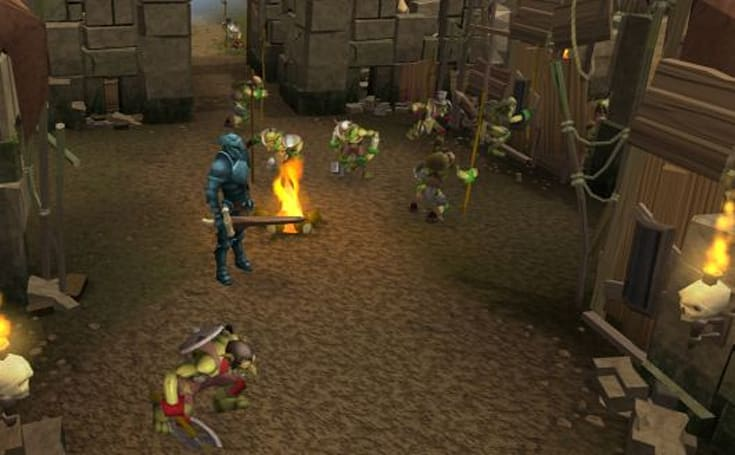 RuneScape announces launch date for Evolution of Combat patch