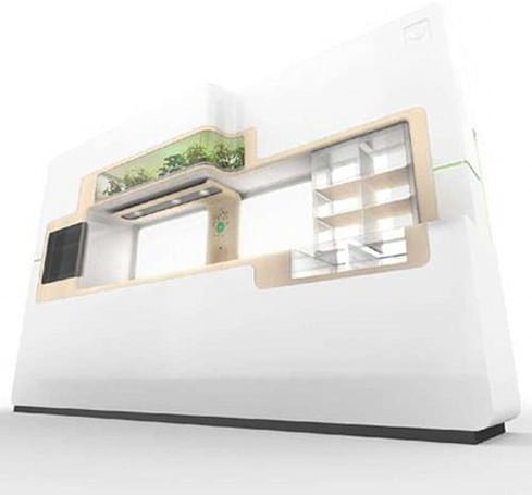 Whirlpool's green kitchen concept fuels other devices