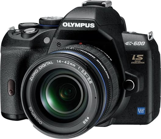 Olympus E-600 reviewed, lives up to its billing as a top-notch entry-level DSLR