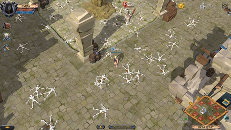 Albion Online's six-month road map